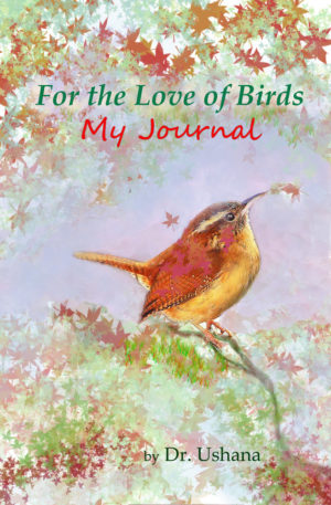 For the Love of Birds Journal