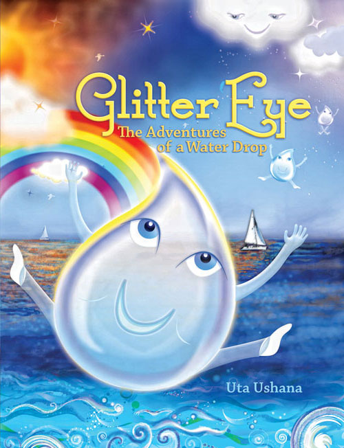 The Adventures of Glitter Eye I - The Sky Journey by Ushana